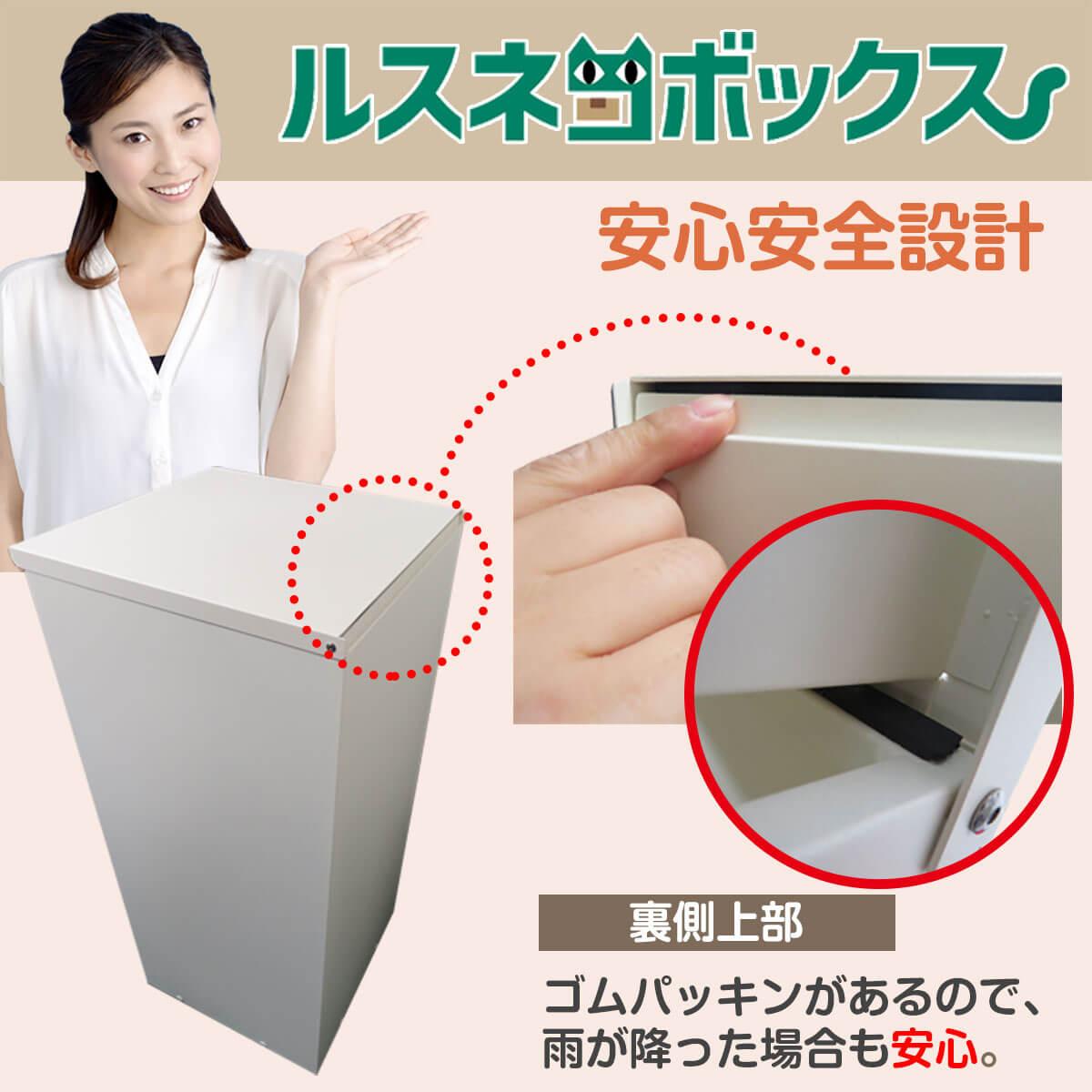 ルスネコボックス®の安全性1